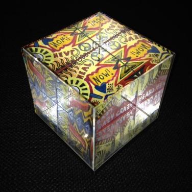 Magic healing cube